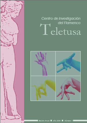 Portada revista telethusa no 1 vol 1 2008