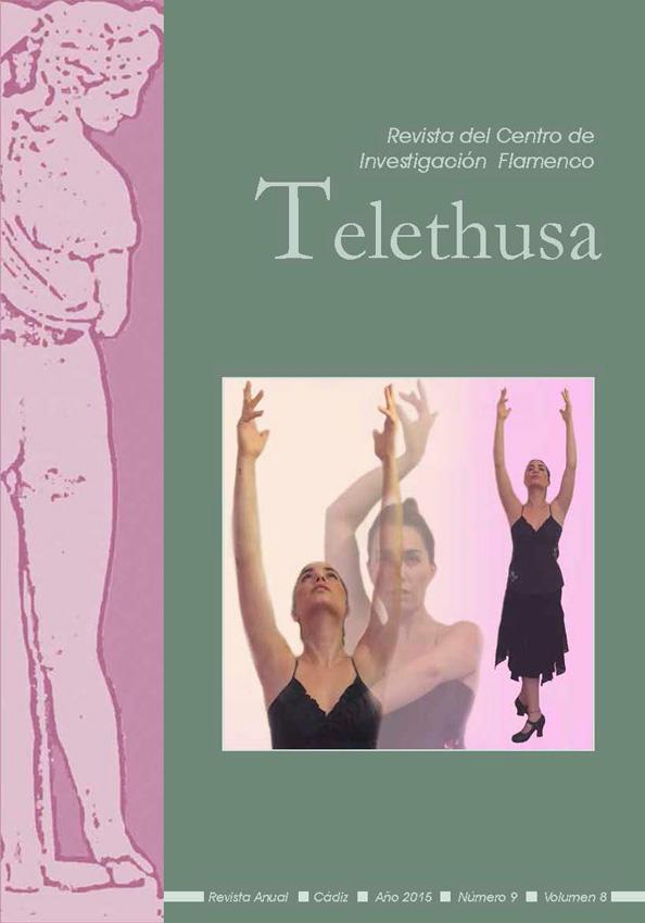 Portada Telethusa no 9 vol 8 2015