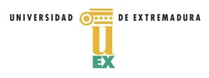 Logo Universidad de Extremadura