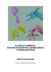 Portada Libro tesis el baile flamenco condicion fisica