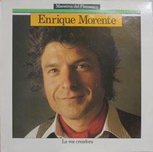 Enrique Morente Portada