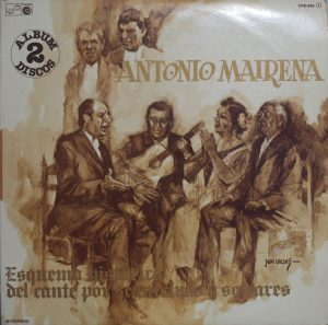 Esquema Antonio Mairena Portada
