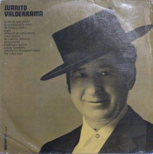 Juanito Valderrama Portada