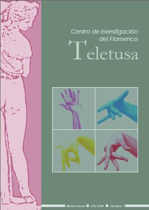 Portada revista telethusa no 1 vol 1 2008